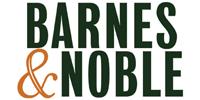 Barnes & Noble Logo White