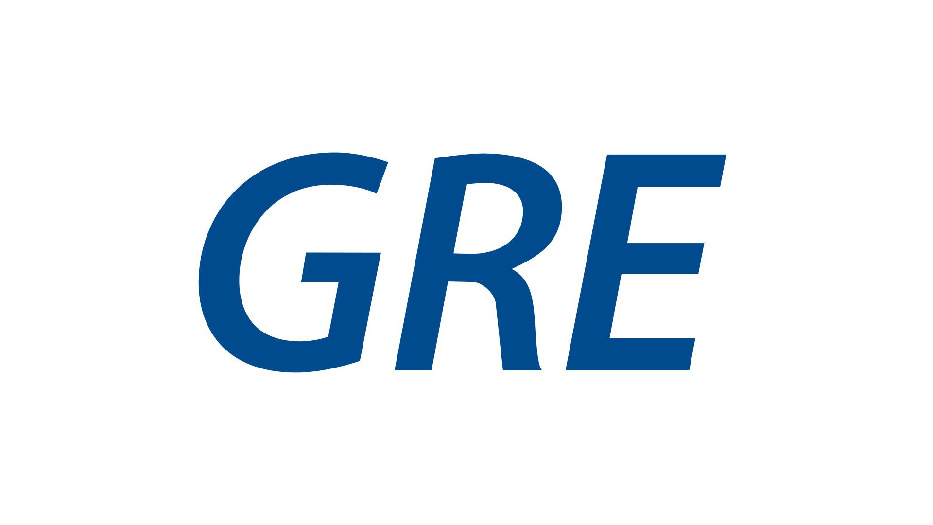 GRE Logo